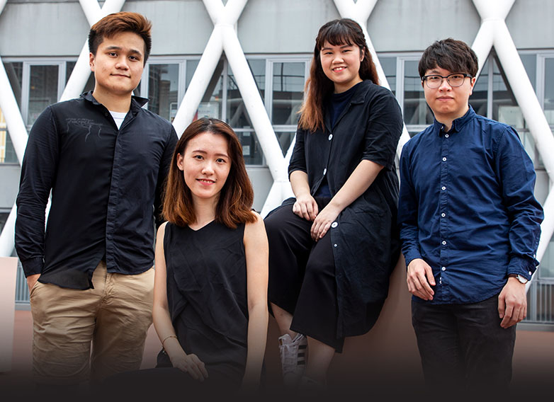 Kenneth Kong / Michelle Ng / Kennis Chan / Tony Wong