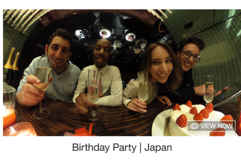 Birthday Party | Japan