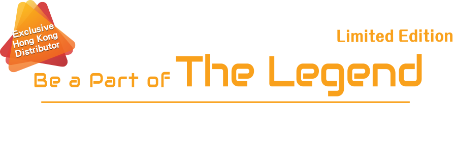 Be a Part of  The Legend